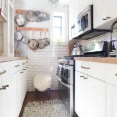Kitchens Only Kitchen Compost Bucket Teeny Tiny Nyc Inspiration Apartment Therapy