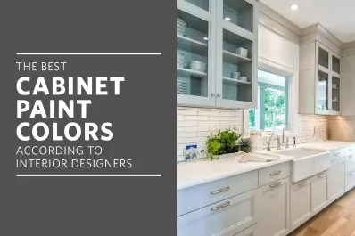paint colors kitchen roman shades the best for cabinets kitchn image credit susanna hopler