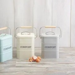 Compost Bin For Kitchen Appliances The Best Looking Indoor Composting Bins Your Apartment Image Credit Amazon