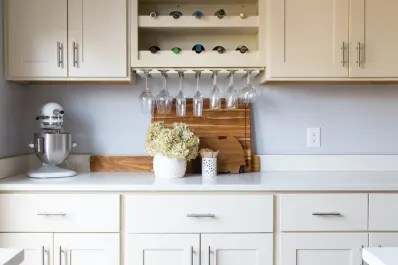 cleaning kitchen cabinets recycled how often should you be your kitchn the inside of every few months