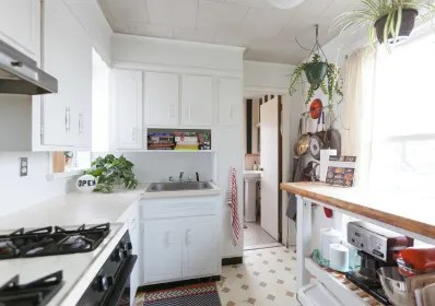kitchen cabinet styles outdoor dimensions the differences between stock semi custom and kitchn