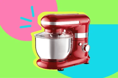 kitchen aid mixers swag curtains for aldi stand mixer review kitchenaid comparison kitchn