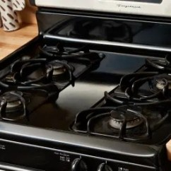 Cast Iron Kitchen Stove Lowes Ideas How To Clean Enameled Grates Kitchn