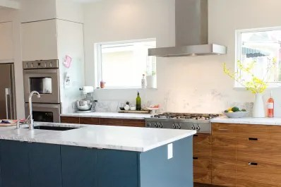 kitchen cabinet ikea faucet clearance review remodel cost cabinets quality kitchn faith s renovation the big reveal final result