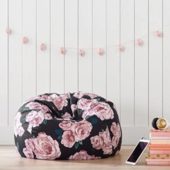 Bean Bag Chairs For Teens Tub Chair Lift Believe It Or Not 10 Surprisingly Stylish Beanbag The Emily Meritt Bed Of Roses At Pb Teen