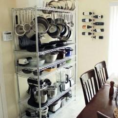 Kitchen Wire Storage Walmart Aid Mixer A Smart Effective Shelving Unit For Kitchn 3c41ea2607c0db55130a1d59fd513cc339119f66