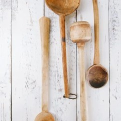 Kitchen Wooden Utensils Cabinet Knobs Ideas How To Clean And Care For Apartment Therapy Image Credit Elena Moiseeva Shutterstock Wood