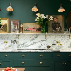 Brass Kitchen Hardware Fiesta Stylish Shopping Guide Apartment Therapy Image Credit Devol Kitchens