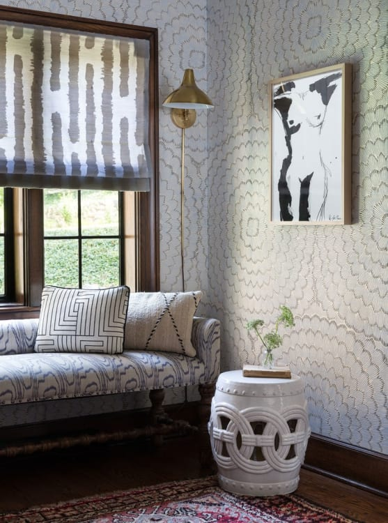 big sofa small living room decorative pillows best design ideas apartment therapy see more of lee s airy nyc studio
