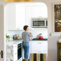 Kitchen Ikea What Is The Average Cost Of A Remodel 5 Our All Time Favorite Kitchens Kitchn Black Cabinets With Butcher Block Counters