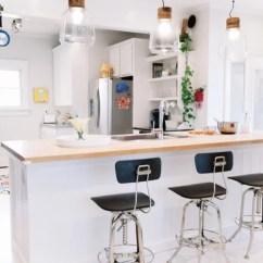 Kitchen Island With Bar Craigslist Gallery Of Breakfast Ideas Inspiration Jessica S Vintage Modern Nashville Home