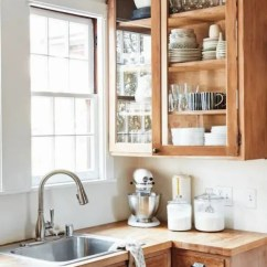 Kitchen Cabinets Wood Compost Pots For 10 Modern Kitchens Rocking Natural Apartment Therapy Image Credit Domino