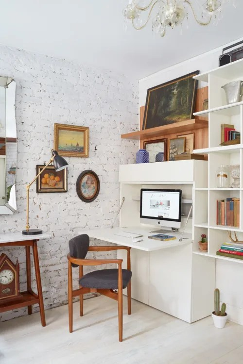 living room desk renos 10 perfect home office nooks short on space but not image credit marili forastieri