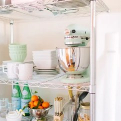 Kitchen Shelving Units Inset Cabinets Wire In The Simple Cheap And Yes If You Need Extra Storage Your It Doesn T Get Much Simpler Than A Basic Unit Can Find Tall For Around 60 At Home Depot