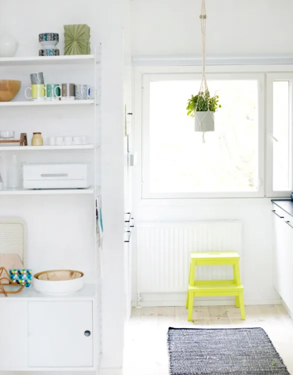 ikea kitchen step stool small glass table popping up in the bekvam from kitchn 435731679e6b9f054ae8affcee280ee49a44f0b3