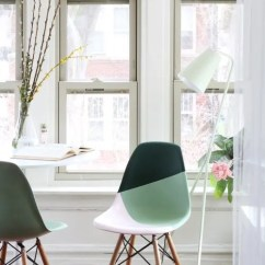 How To Paint Plastic Chairs Crate And Barrel Beach Learn Spray The Right Way Apartment Therapy Image Credit Ashley Poskin