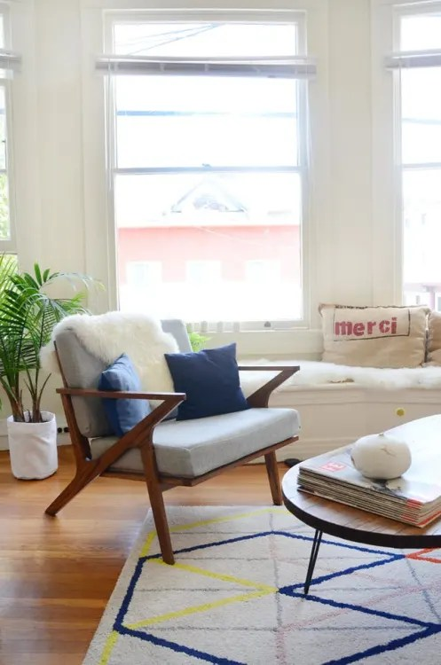 how to arrange living room furniture turning a sunroom into placement rules follow apartment therapy handmade 600 square foot berkeley