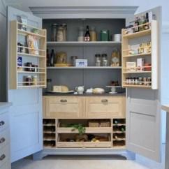 Kitchen Pantry Bar Designs The Return Of Larder Cupboards Kitchn Image Credit Individual Kitchens