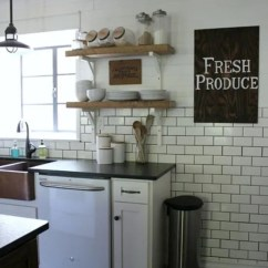 Ge Artistry Kitchen Granite Countertop Before Amp After 1902 Victorian Gets A Modern Farmhouse Image Credit Christina Hibbs