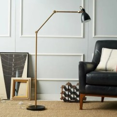 Best Floor Lamps Living Room Interior Decorating Ideas For 12 Of Our Favorite Brass Apartment Therapy