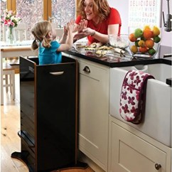 Kitchen Step Period Cabinets Platforms And Stools For Kids In The Kitchn Image Credit Amazon