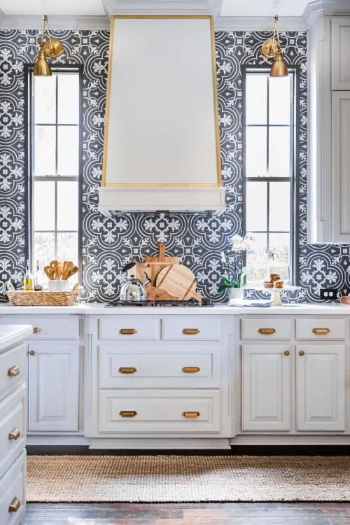 kitchen back splashes kitchens on a budget best backsplashes backsplash idea apartment therapy image credit hi sugarplum