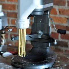 Kitchen Aid Pasta How To Make A Cabinet Product Review Kitchenaid Press Attachment Kitchn 7623e24f449c20c00e8943f6d2d220739fd2325a