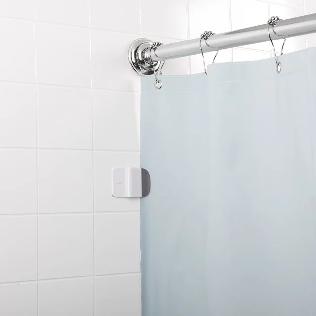 How To Keep Your Shower Curtain Liner From Sticking To You Apartment Therapy