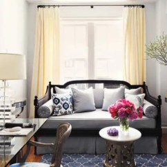 Daybed In Living Room Ideas Colours To Match Grey Daybeds The Glorious Piece Of Furniture You Should Be Using Image Credit Elle Decor