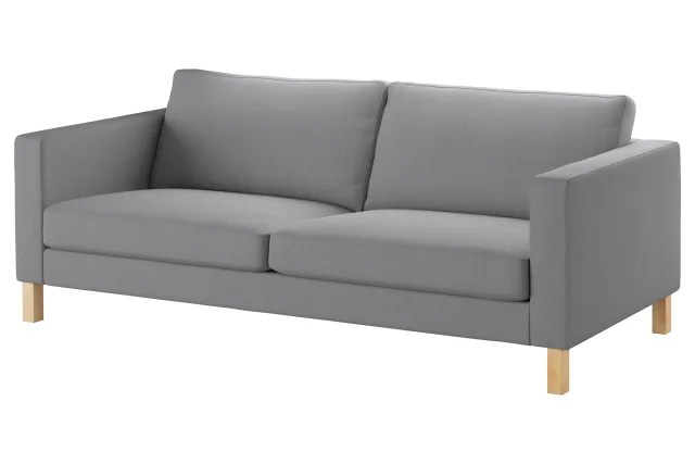 sofa ikea kivik opiniones best rated power recliner sofas the most comfortable apartment therapy image credit karlstad