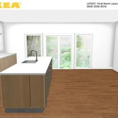 Ikea Kitchen Remodel Knife Storage Review Cost Cabinets Quality Kitchn Update Sektion