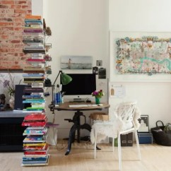 Living Room Desk Please Help Me Decorate My 10 Perfect Home Office Nooks Short On Space But Not Image Credit Cathy Pyle