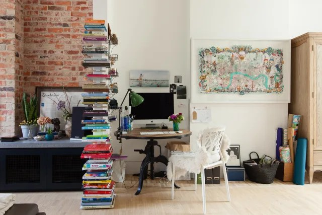 living room office photos of a modern 10 perfect home nooks short on space but not image credit cathy pyle