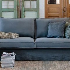Sofa Covers Toronto Canada Cleaning Services In Delhi The Best Modern Slipcovers A Stylish Shopping Guide Apartment Therapy Bemz S Perfectly Slouchy Slipcover For Ikea Kivik 299
