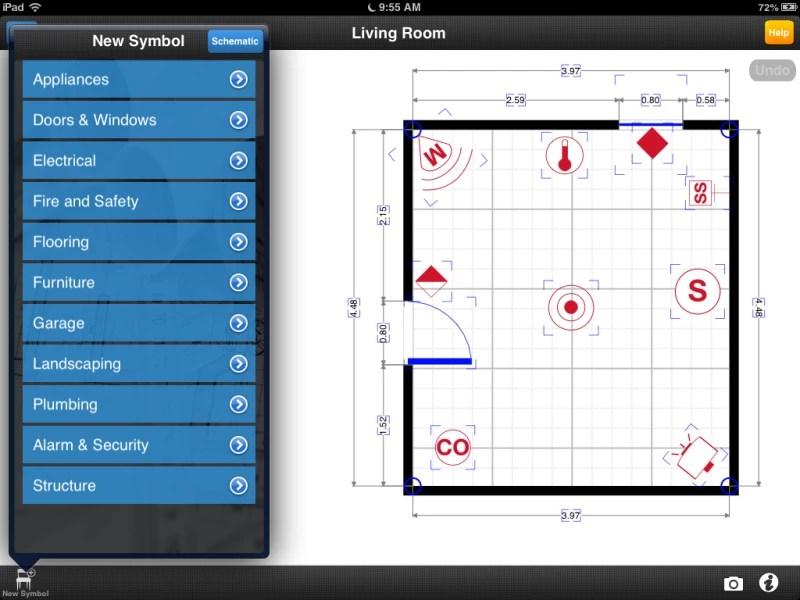 Room Design Layout App