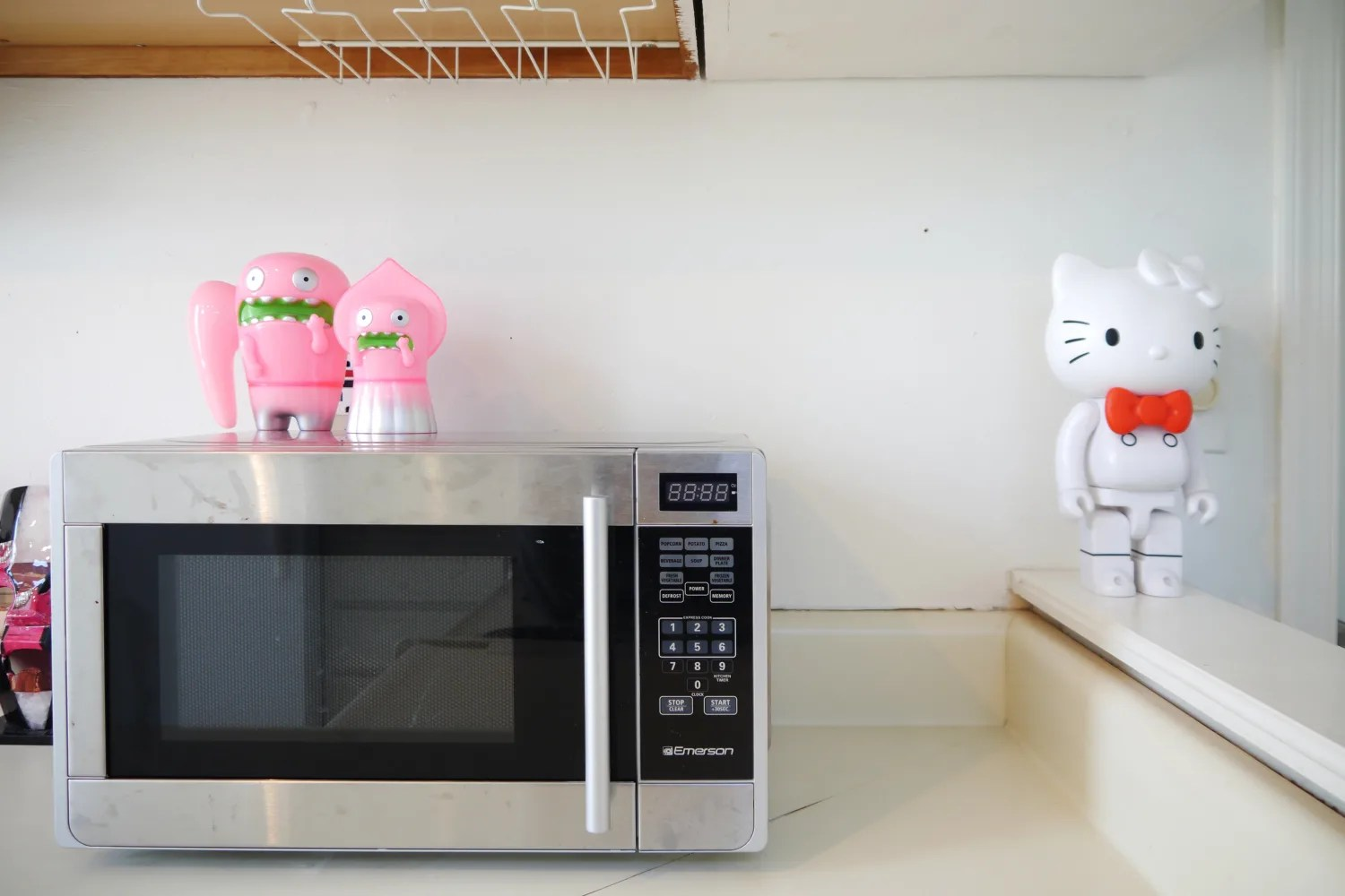 buying a new microwave