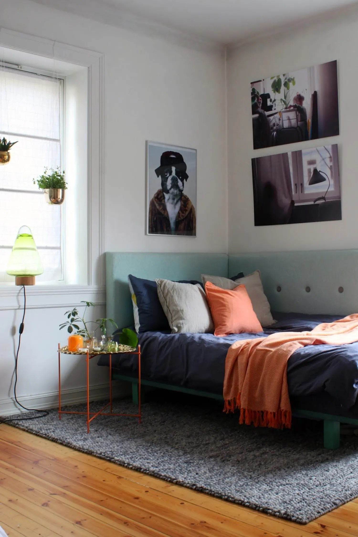 Versatility Style Corner Headboards Apartment Therapy
