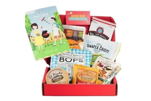 Love With Food Snack Boxes Kitchn