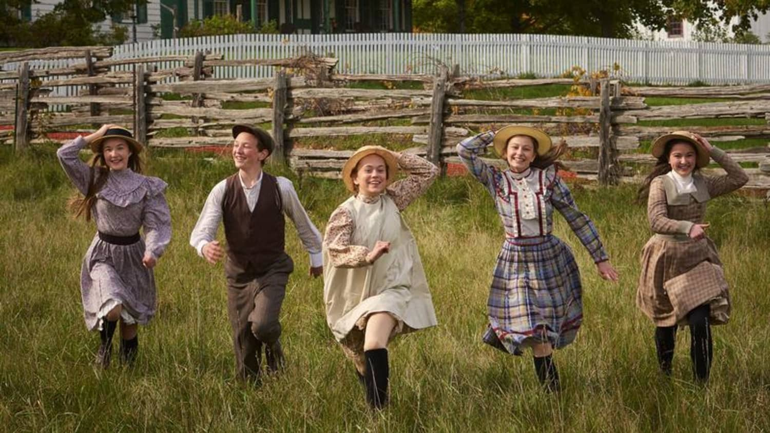 Pbs To Air Anne Of Green Gables Sequel On Thanksgiving