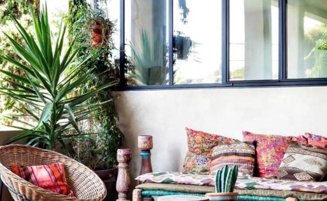 Bohemian Decor Ideas For Outdoor Patio Space Apartment