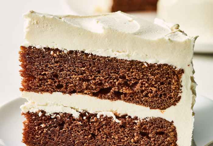 Americas First Chocolate Cake Recipe Mahogany Cake Kitchn