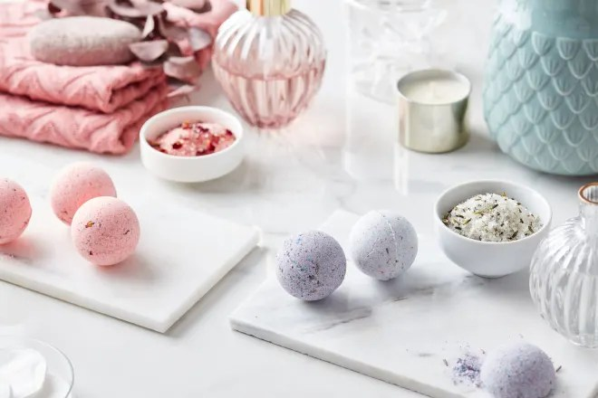 Lush's New Spring Products (and Hilariously Dark Bath Bomb Videos) Have Arrived
