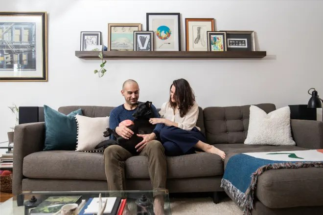 This Top-to-Bottom Home Reno's Secret Weapon: A Space-Maximizing Mom