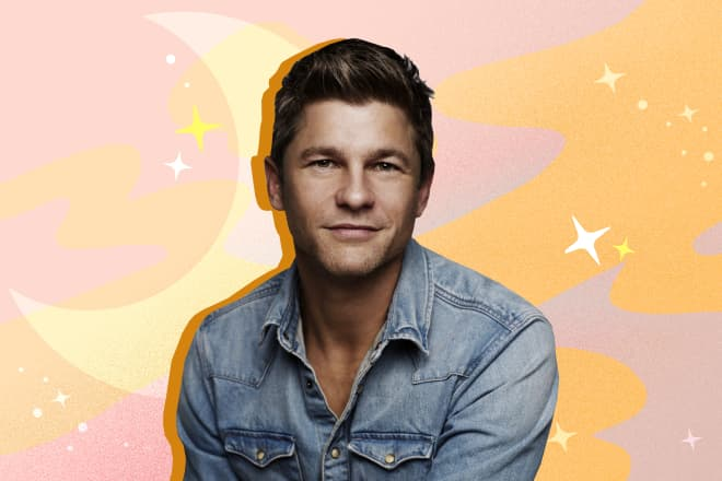 How David Burtka Spends His Perfect Night In