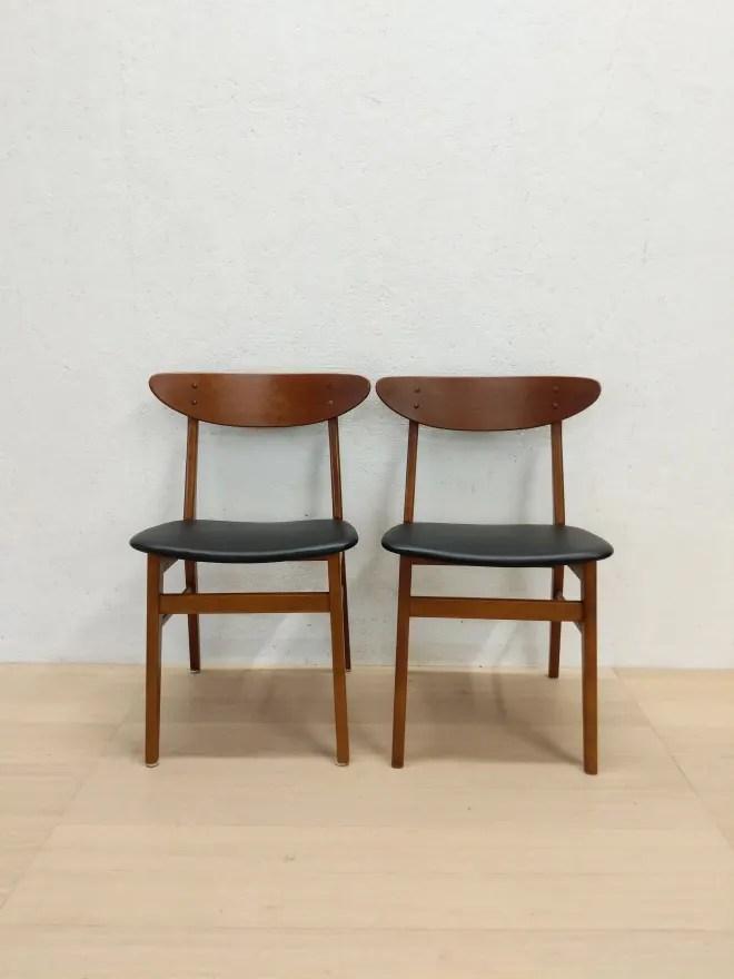 BAZAAR: A Danish Set of Chairs, Brass Etagere, Mid Century Barware & More!