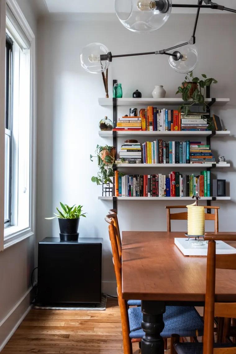Después de un apartamento reformado