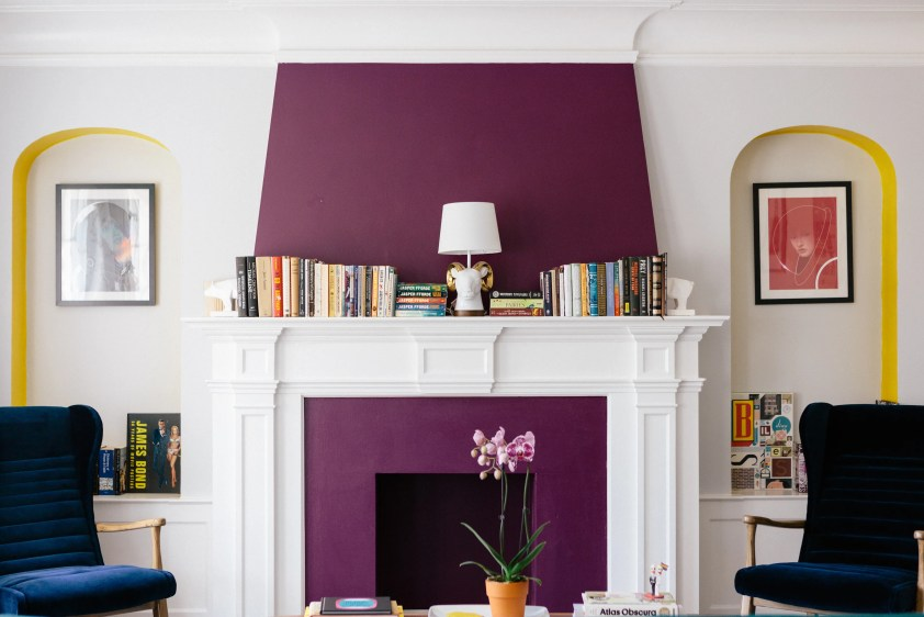 6 Stylish Ways to Display Your Books If You've Run Out of Shelf Space