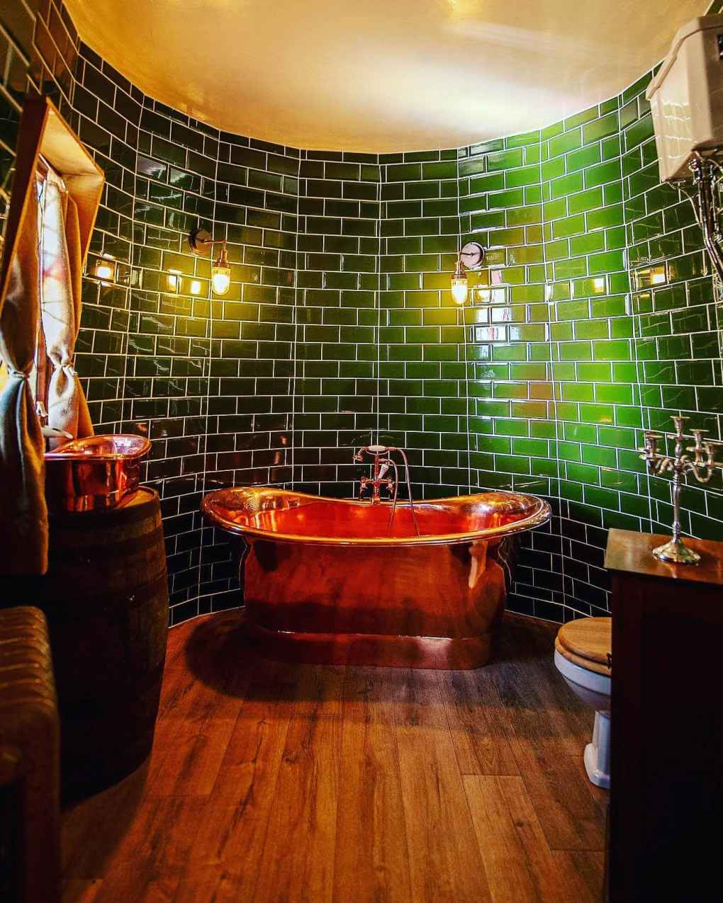 Magic Is Real – You Can Now Spend the Night In Hagrid's Hut: gallery image 6