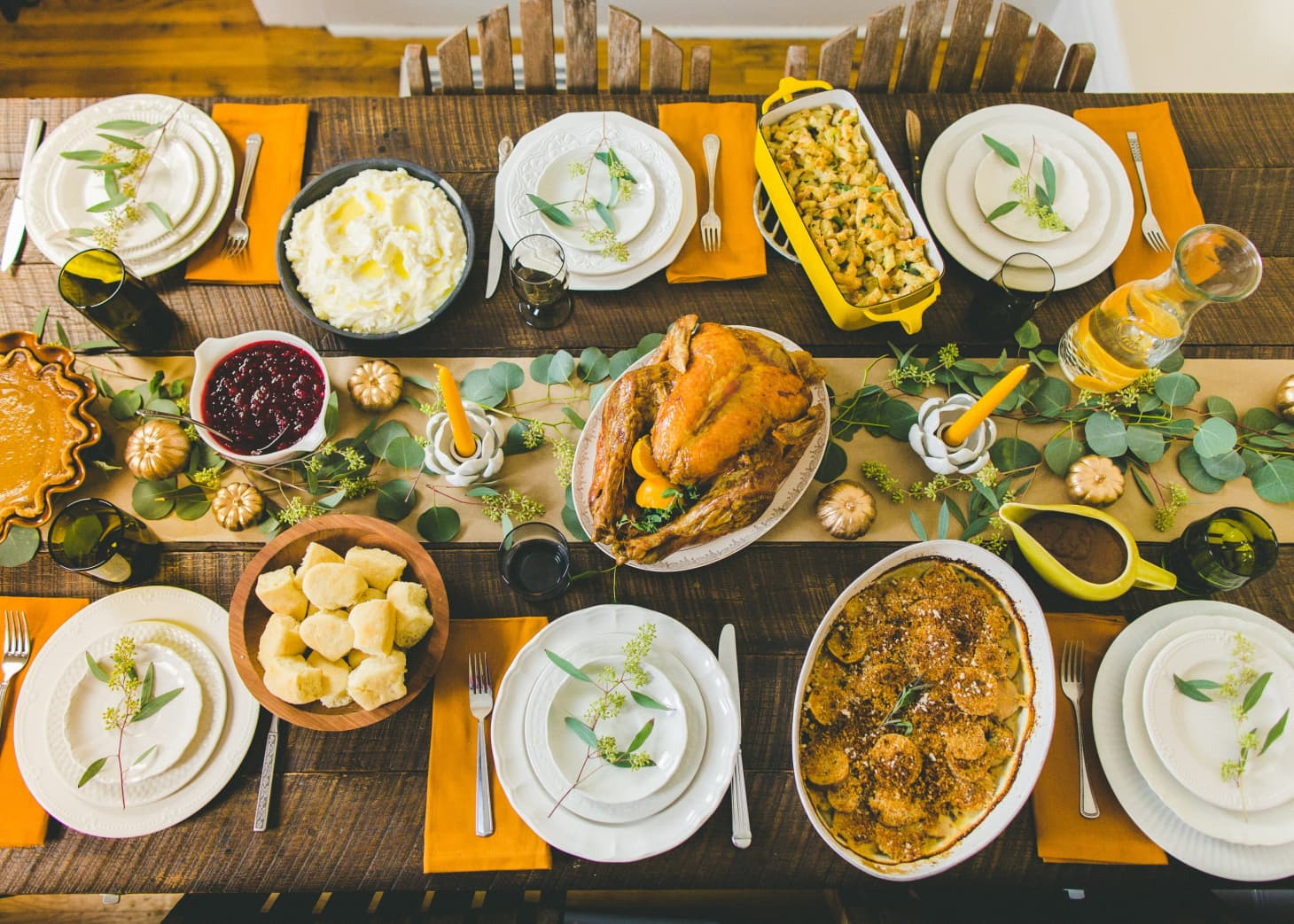 A Printable Thanksgiving Day Timeline Amp Cooking Guide