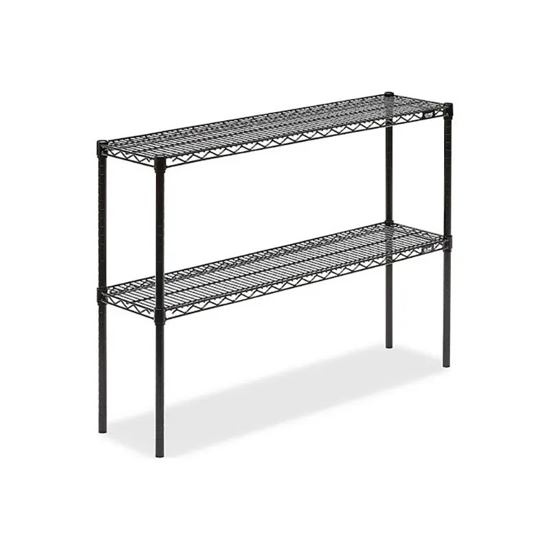 The Wire Shelving Unit That Solved My Small Kitchen